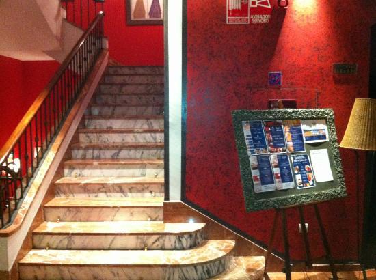 Hotel Los Jandalos Jerez: Entrance