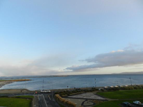 Arus Grattan Apartments: The view from Apartment 10.