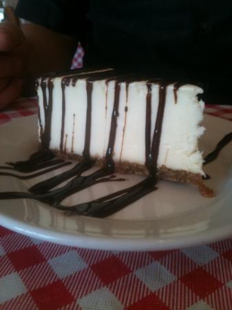 Italia Express: Cheesecake