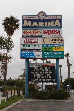 Crowne Plaza Redondo Beach & Marina: Close to marina