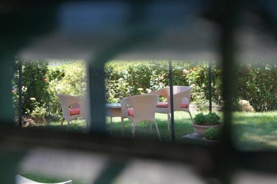 B&B il Giglio Etrusco: punto relax fotografato dalla camera