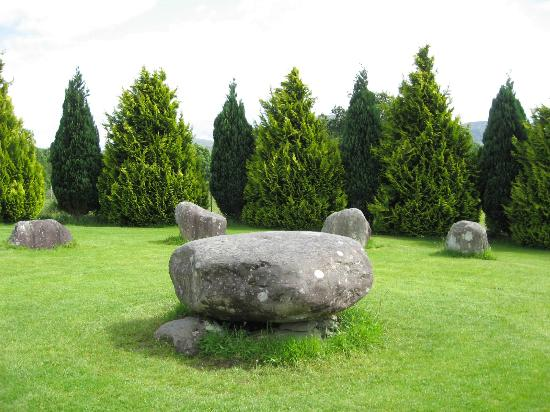 Shelburne Lodge: Stone Circle