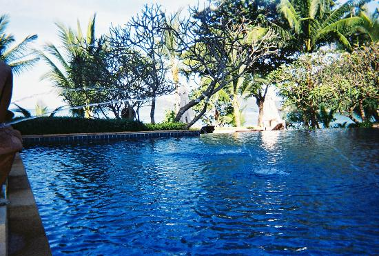 Le Vimarn Cottages & Spa: Pool