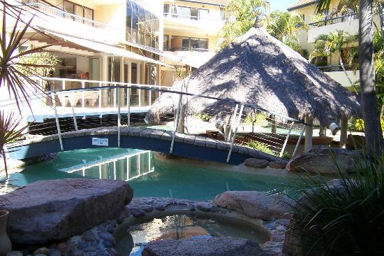 Noosa International Resort: pool at day