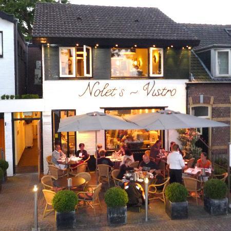 Yerseke, Nederland: terras Nolet's Vistro
