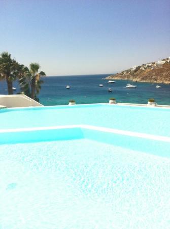 Grecotel Mykonos Blu Hotel: view
