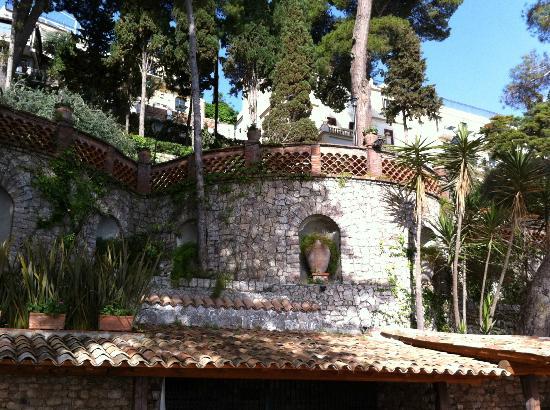 Belmond Villa Sant'Andrea: Struttura