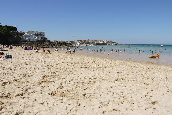 porthminster beach 2012