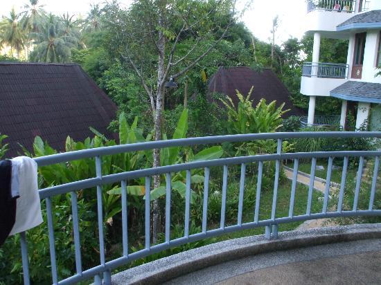 كرابي ريزورت: View from our balcony 