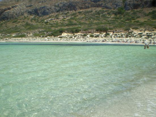 Balos Lagoon : panorama