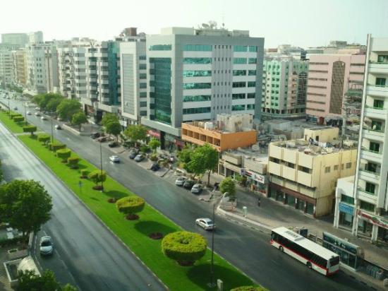 Ramee Guestline Deira Hotel : Al Rigga Road