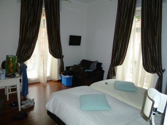 Hotel Riviera: Chambre