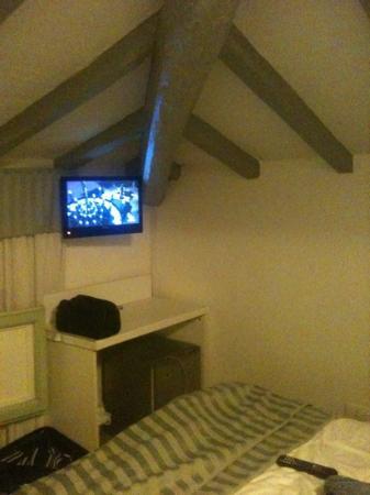 Hotel Pinamar: camera