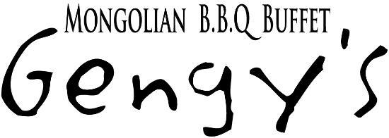 Gengy's: Enjoy Mongolian BBQ Buffet.
