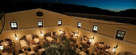 hotel adler thermae spa relax resort ristorante gourmand sotto le stelle