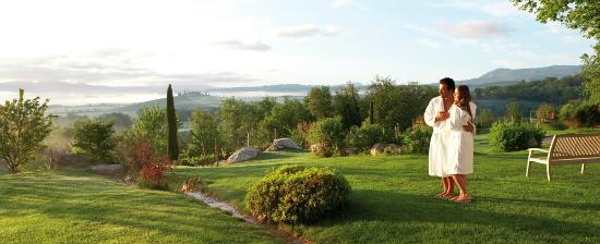 Hotel Adler Thermae Spa & Relax Resort: Relax ed armonia della natura