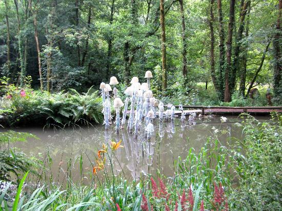 Broomhill Art Hotel : Sculpture garden