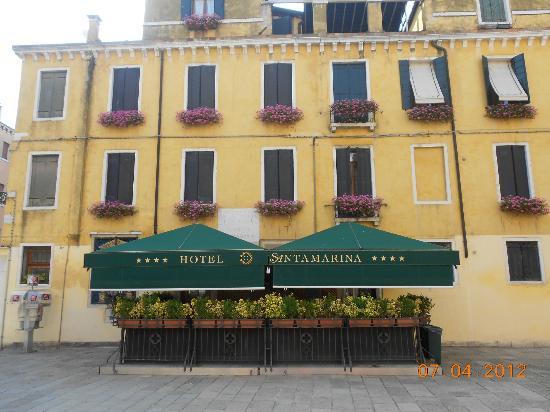 Santa Marina Hotel: A totally underrated hotel.