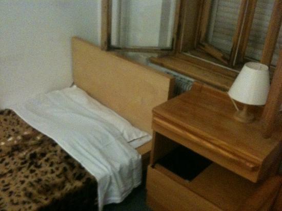 Hotel Esprit Prague: wystrój afrykański...