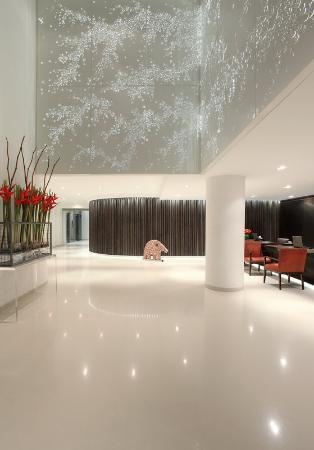 Le Gray Beirut: The lobby