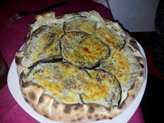 Pergine Valsugana, Italy: melanzane.....