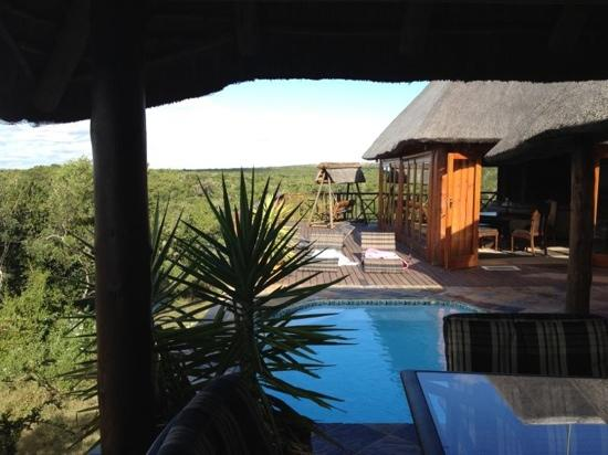 Addo Afrique Estate: amazing lodge