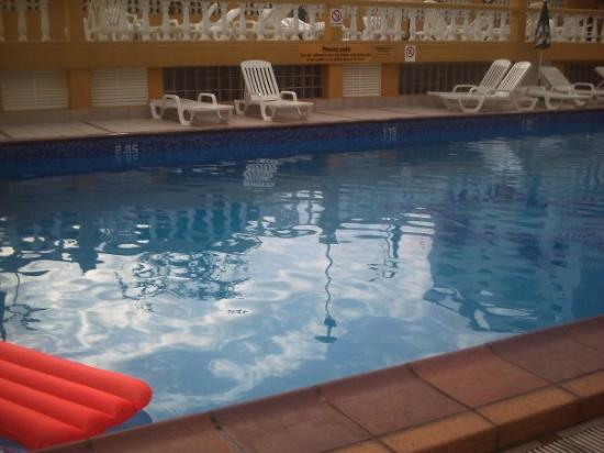 Hotel Brisa : Pool area