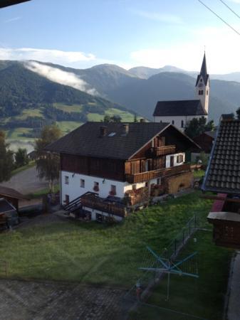 Oswalderhof : vista sul retro