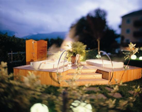 Seebockenhotel Zum Weissen Hirschen: Whirlpool