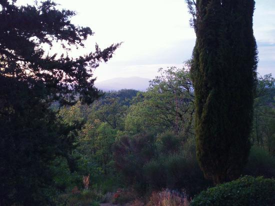 Petralta: Cena con tramonto