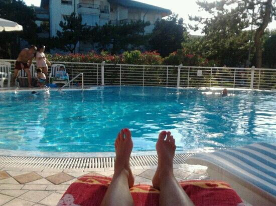 Hotel San Francisco: piscina