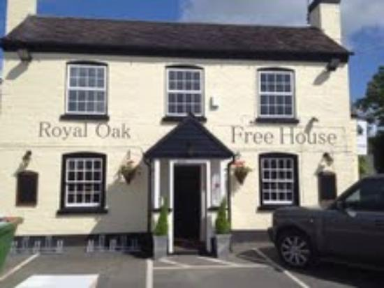 The Royal Oak: The New Royal Oak