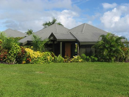 Taveuni Island Resort & Spa: Bure