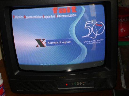 Melito di Porto Salvo, Italie : television not working