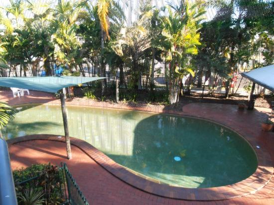 Citysider Holiday Apartments: Pool