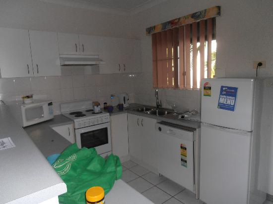 Citysider Holiday Apartments: Kitchen