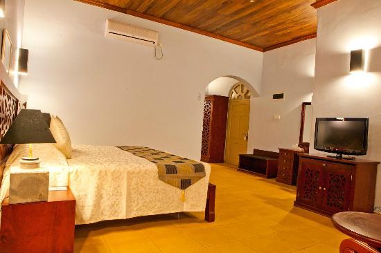 Cocoon Sea Resort: Deluxe Bedroom