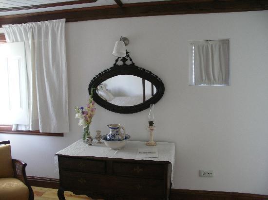 Quinta da Cancela: la camera