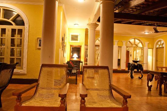 Cocoon Sea Resort: lounge