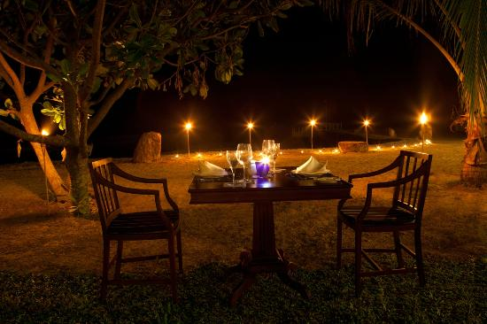 Cocoon Sea Resort: Private Dining