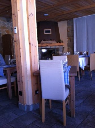 Hotel-Restaurante la Placa: salle à manger
