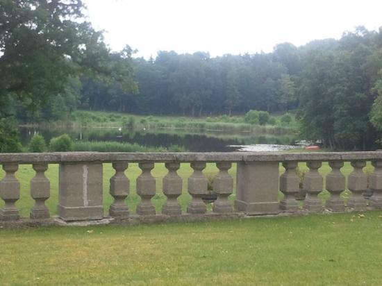 Schlosshotel Wendorf: Hotelpark