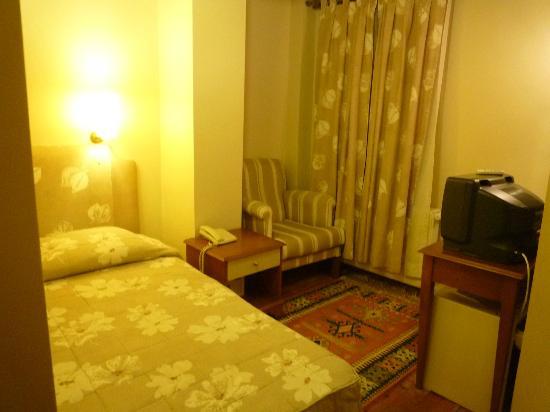 Hotel Fehmi Bey: シングルルーム