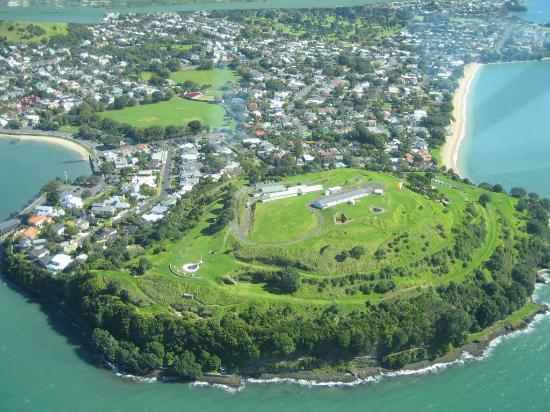 Waiheke-øya, New Zealand: Devenport