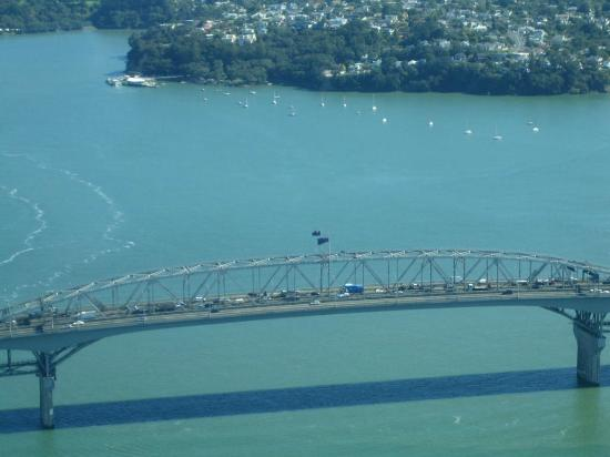 Waiheke-øya, New Zealand: Harbour Bridge