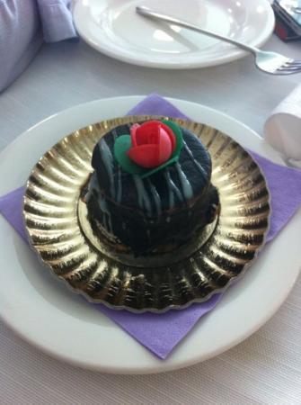 Accademia del Gusto : dolcetto finale :)