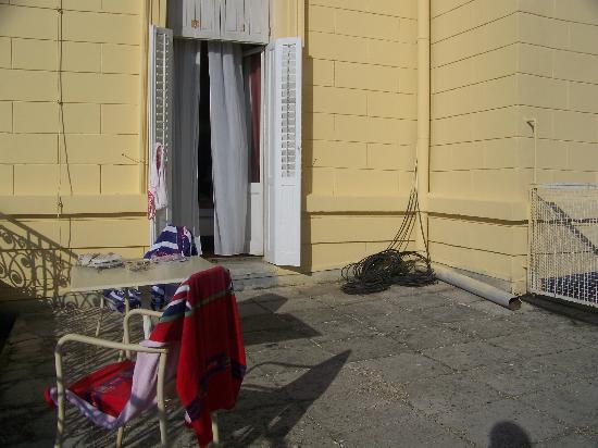 Remisens Premium Hotel Kvarner: balcony