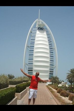 Burj Al Arab Jumeirah Best Hotel Ever