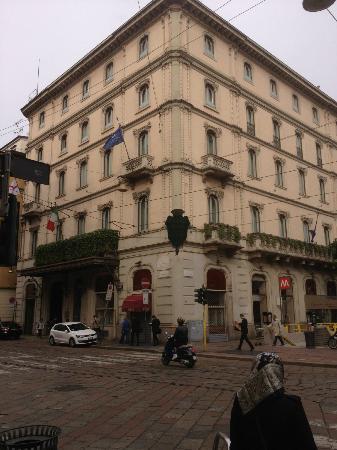Grand Hotel et de Milan: The hotel