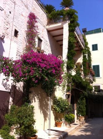 Sammichele di Bari, Itália: Al borgo antico macelleria rosticceria B&B